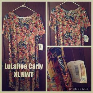 NWT LuLaRoe Carly XL